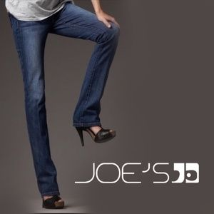 JOE'S | Slim Fit Mid Rise Mini Boot Jeans